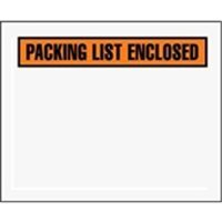 "The Packaging Wholesalers 4 1/2 x 5 1/2"" Panel Face Packi..."