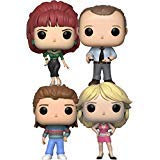 "Funko Pop! Television: Married with Children Collectible Vinyl Figures, 3.75"" (Set of 4)"