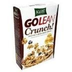 Kashi GoLean Crunch High Protein and High Fiber Cereal -- 15 oz by Kashi (Cereal Cereal Fiber Kashi High)