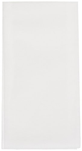 "Hoffmaster 856802 Linen-Like Guest Towel, 1/6 Fold, 17"" Length x 12"" Width, White (Case of 300) from Hoffmaster"