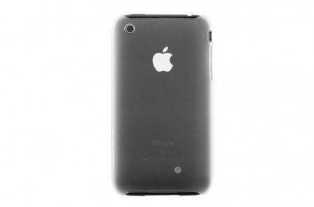 Incase Iphone 3 Snap Case, black frost