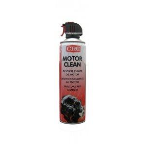 Spray detergente/sgrassatore per superfici di motori energetici. Elimina catrame MOTOR CLEAN CRC 30493-AC