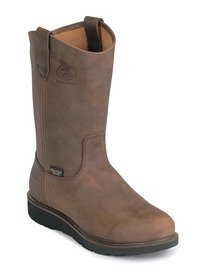 Georgia Farm & Ranch Wellington Cc Work Boots®g-4432 (m8)