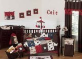 Sweet Jojo Designs Wild West 9 Piece Crib Set