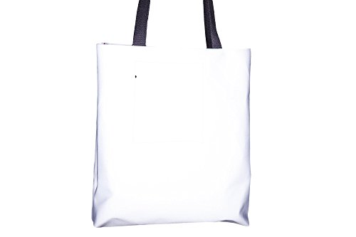 I Have Six Locks on my Door All in a row. When I Go Out, I Lock Every Other One. I Figure No Matter How Long sombody Stands There Picking The Locks, they are always Locking three. Allover Printed Tote
