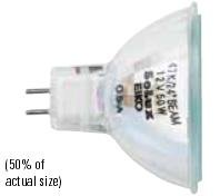 WELCH ALLYN REPLACEMENT LAMPS Halogen Replacement Bulb, For LS50 Lamp
