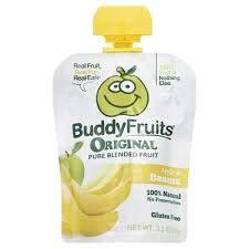 Buddies Assortment (Buddy Fruits Blended Original & Veggies - 45 Count Assortment)