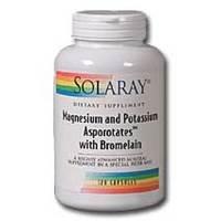 Solaray - Magnesium and Potassium Asporo…