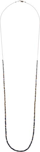 Chan Luu Women's Long Layering Necklace Silver Mix One ()