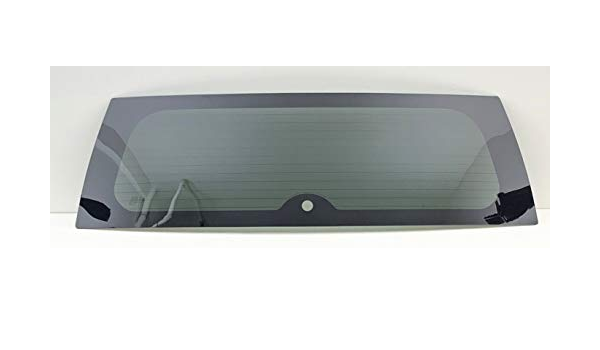 NAGD Compatible with 1999-2004 Jeep Grand Cherokee Back Window Rear Tailgate Glass Heated