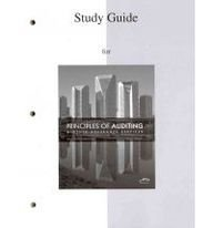 Student Study Guide to accompany Principles of Auditing and Other Assurance Services