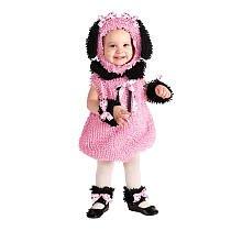 Precious Poodle Costume - Baby 12-18