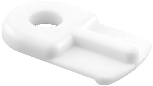 Plastic Screen Clips - Prime-Line Products L 5766 Window Screen Clips, White Plastic,(Pack of 8)