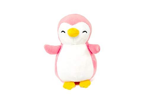 THE#TOY - Penguin Plush Stuffed Animal Plush Toy Gifts for Kids Cuddlekins 7 inches (Orange 7 in)