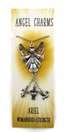 (RBI Fortune Telling Toys Archangel Ariel Angel of Purity and Holiness in Nature Amulet Talisman)