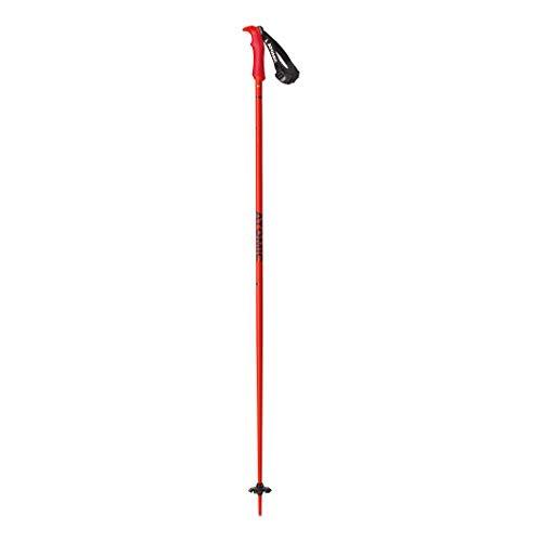 Atomic AMT SQS Ski Poles Red/Blue, 130cm by Atomic