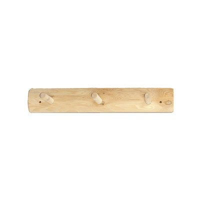 Rustic Natural Cedar 1301024 Looks Coat Rack, Unfinished