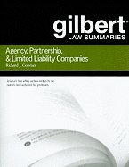 Download Gilbert Agency & Partnership (6th, 09) by Conviser, Richard J [Paperback (2009)] PDF