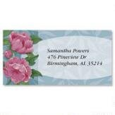 Fantasy Border Self-Adhesive, Flat-Sheet Address Labels by Colorful Images (12 Designs), Count 144