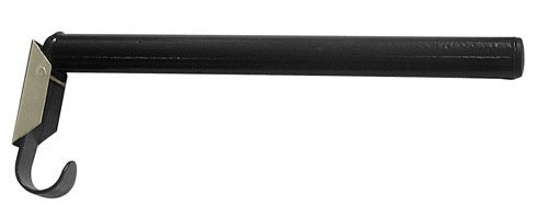 HKM 63359100Support de selle en métal, M, noir