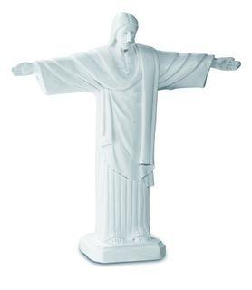 bricabreizh Statue of Christ The Redeemer 21.5cm