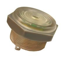 Transducer, 3 VDC to 15 VDC, Continuous, 95 dB, Alarm, 18 A, Panel Mount