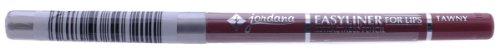 Jordana Retractable Easy Lip Liner Tawny #21
