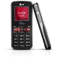 Common Cents Mobile LG101 Prepaid Phone - 7 Cent Per Minute by Virgin Mobile