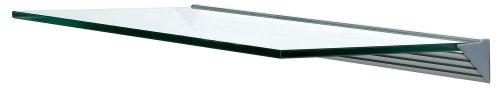 12 inch floating glass shelves - 2