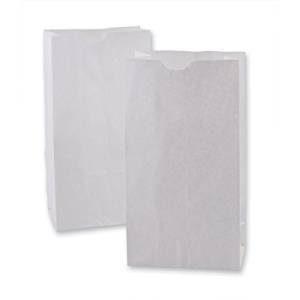 Extra Small White Paper Bags 3 x 2 x 6