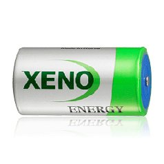 - Xeno Energy XL-050F 1/2 AA 3.6V Lithium Battery