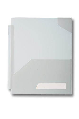 UPC 078787100350, Pendaflex I.Organize Twin Pocket Folder, Clear, Letter, 30-Sheets, 1-Each