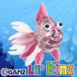Webkinz Lil'kinz Pink Glitter Fish + Webkinz Bookmark - New with Sealed Tag and Unused Codes
