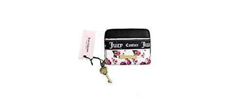 Juicy Couture Juicy Couture Varsity Blooms Organizer (Juicy Couture Wallets For Women)