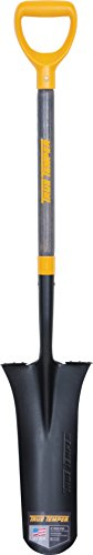 The AMES Companies, Inc 2540700 Wood D-Handle Drain Spade ()