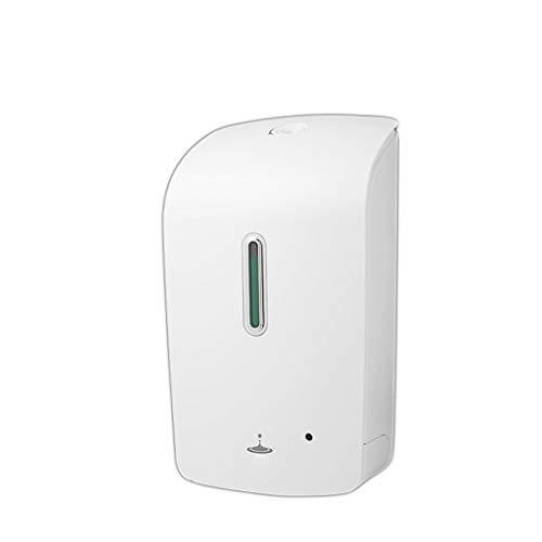 Intelligent Sensor Soap Dispenser Wall-Mounted Hand Sanitizer Box Sensor Soap Dispenser 35oz Capacity (Size : - Oz Soap 35