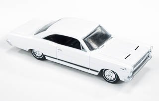 ury Comet Cyclone 1/64 Vintage Muscle Diecast Car (Muscle Diecast Cars)