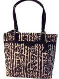 Coach Signature Leopard Tote - - Bag Coach Print Animal