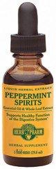 Peppermint 1 Ounce Liquid (Herb Pharm Peppermint Spirits Liquid Herbal Extract -- 1 fl oz)