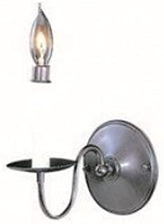 product image for Framburg 2731 PB 1-Light Jamestown Sconce, Polished Brass