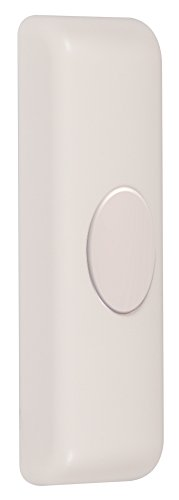 Safety Technology International, Inc. STI-34601 Additional Wireless Doorbell Button, 8-Channel Receiver or 4-Channel Talking Voice Receiver (Speaks 53 Words, English or Spanish) Required, Sold Separately by Safety Technology Intl
