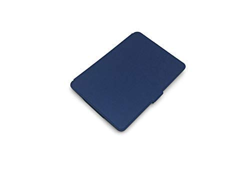 JOAAO Ultra Slim PU Leather Cover with Auto Sleep, Wake for Amazon Kindle Paperwhite (Fits All 2012, 2013, 2015 and 2016 Versions, Navy Blue)