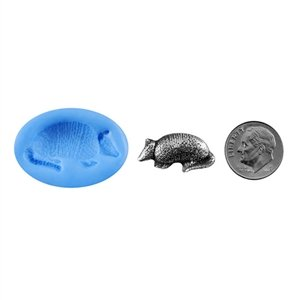 Cool Tools - Antique Mold - Banded Armadillo