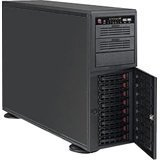 Supermicro CSE-743TQ-1200B-SQ 1200W 4U Server Super Chassis (Black)