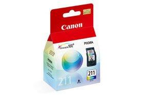 Canon CL-211 Cartucho de Tinta (Canon: - PIXMA iP2702 - PIXMA MP240 - PIXMA MP250 - PIXMA MP270 - PIXMA MP480 - PIXMA MP490,...