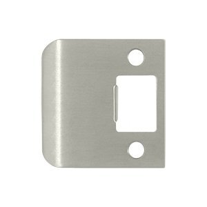 Deltana Spe225 2 1 4 Quot X 2 1 4 Quot Extended Lip Strike Plate