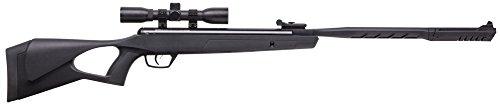 Benjamin Nitro Piston Elite Ironhide Black Break Barrel Air Rifle BIH17TDNS-SX