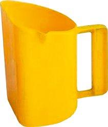 Futterschaufel 2kg gelb