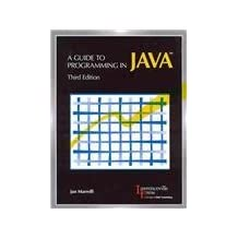 A Guide to Programming in Java by Jan Marrelli (2012-01-17)