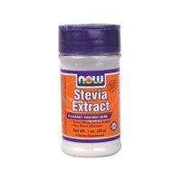 Now Foods BetterStevia Extract Powder - 1 oz. 8 Pack